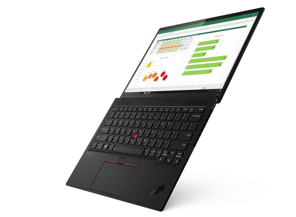 ThinkPad X1 Nano: laptop cao cấp sánh bước cùng doanh nhân - 10 TP X1 Nano Hero Left 180 Degree