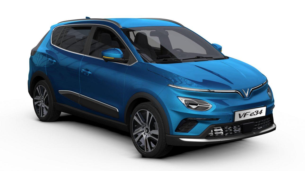 Đã có thể đặt mua ô tô điện VinFast VF e34 với giá ưu đãi 590 triệu đồng - 162730590 10215470066184404 5566749447123546481 o