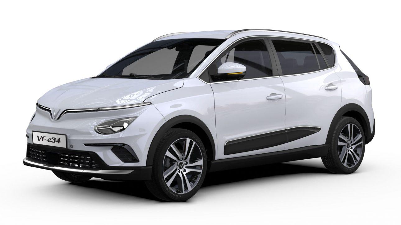 Đã có thể đặt mua ô tô điện VinFast VF e34 với giá ưu đãi 590 triệu đồng - 163034865 10215470069504487 4477975656739851420 o