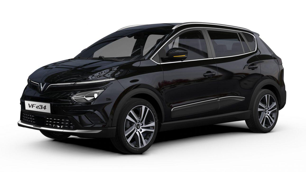 Đã có thể đặt mua ô tô điện VinFast VF e34 với giá ưu đãi 590 triệu đồng - 163634548 10215470066104402 6542804281194446768 o