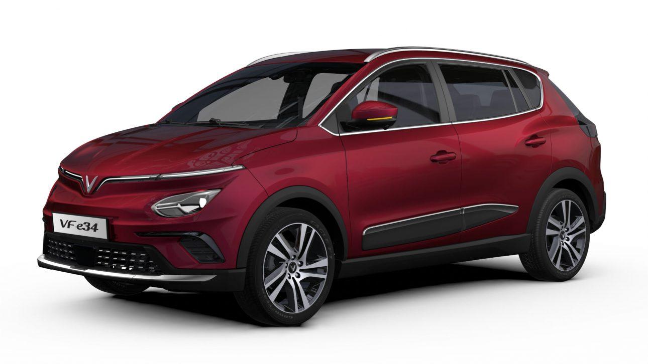 Đã có thể đặt mua ô tô điện VinFast VF e34 với giá ưu đãi 590 triệu đồng - 163636856 10215470069144478 737004304316978447 o