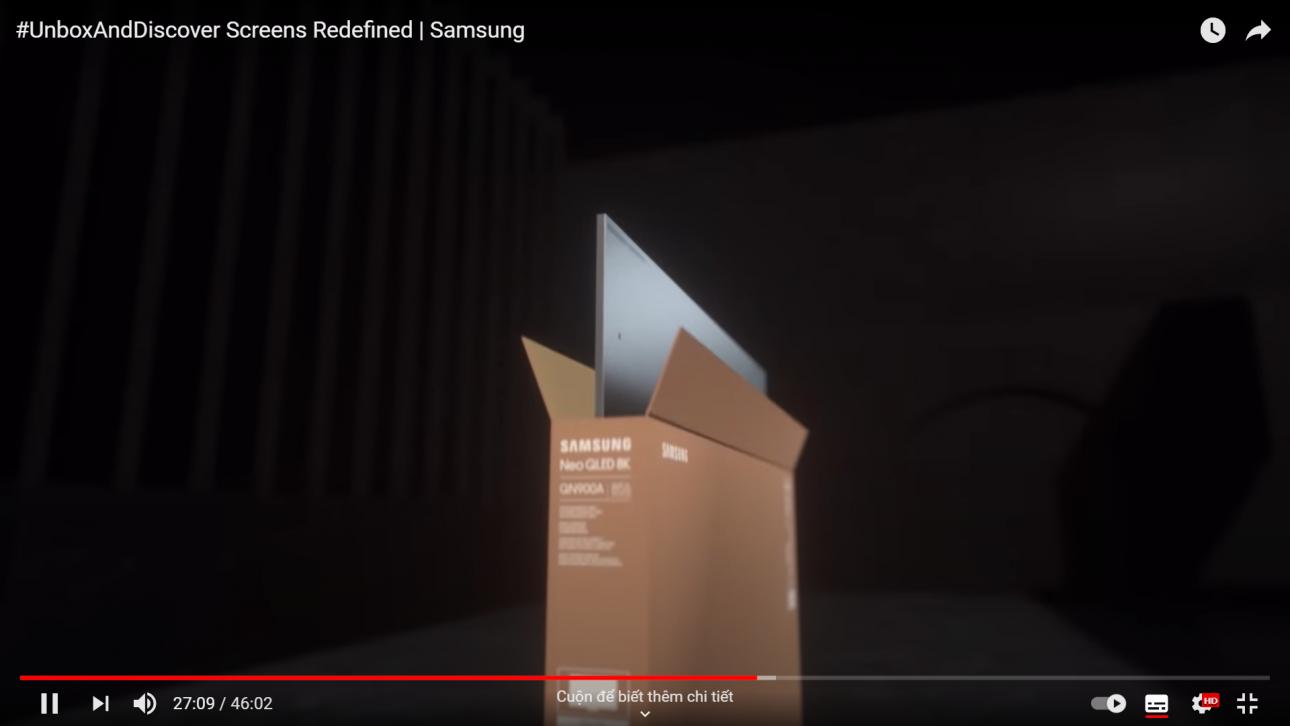 Samsung giới thiệu loạt sản phẩm nghe nhìn đẳng cấp mới - 2021 03 03 106