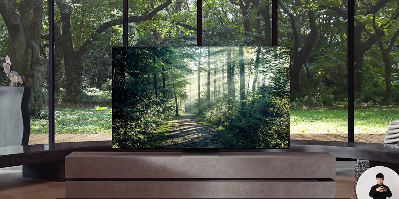 Samsung giới thiệu loạt sản phẩm nghe nhìn đẳng cấp mới - 2021 03 03 15