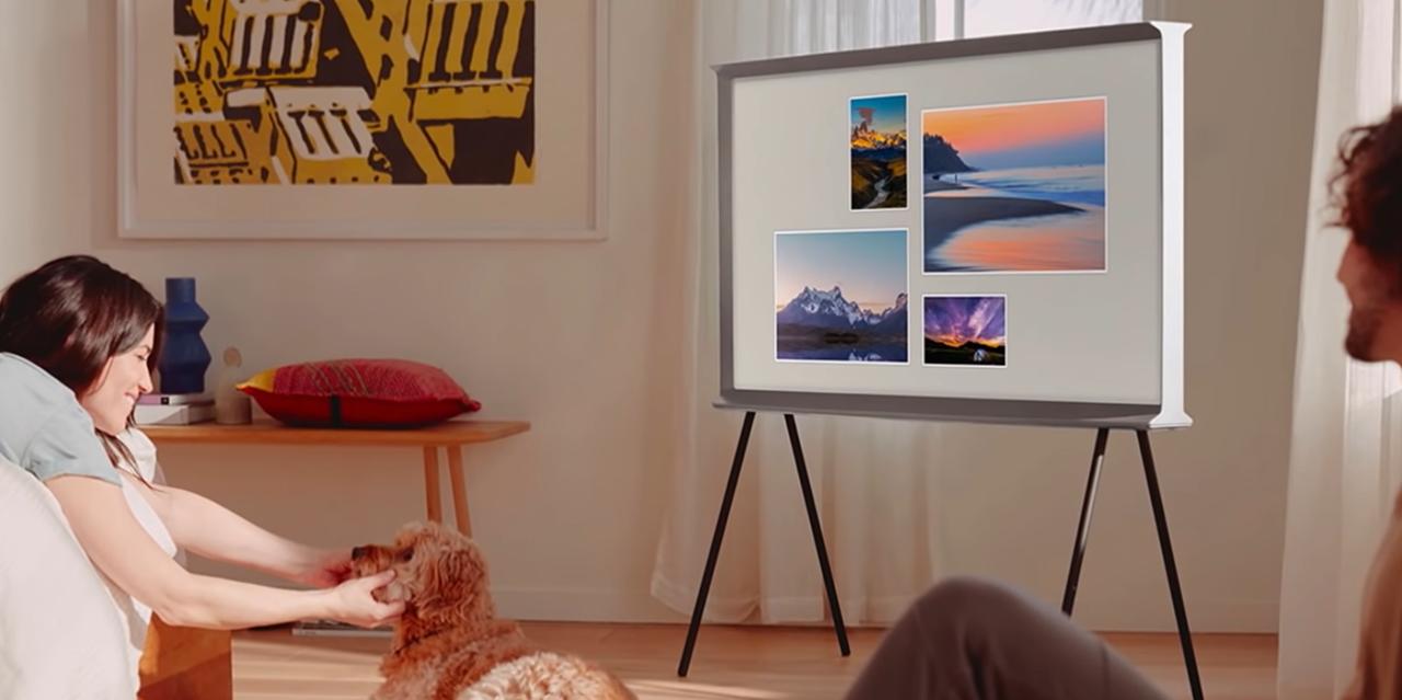 Samsung giới thiệu loạt sản phẩm nghe nhìn đẳng cấp mới - 2021 03 03 16