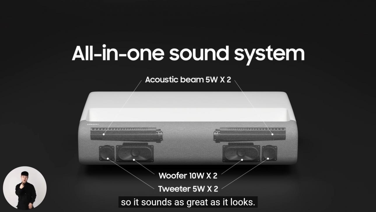 Samsung giới thiệu loạt sản phẩm nghe nhìn đẳng cấp mới - 2021 03 03 76