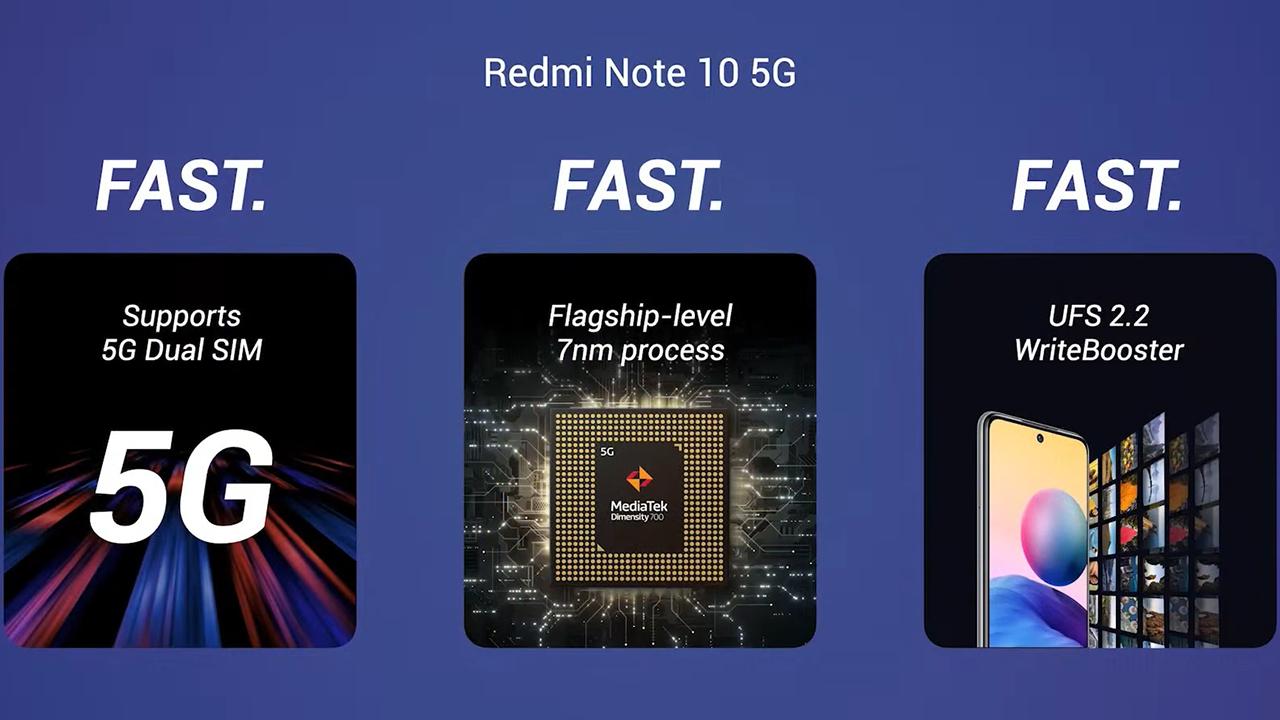 """Redmi Note 10 ra mắt 4 phiên bản mới, có cả bản 5G giá """"trung thật"""" - 2021 03 05 110"""