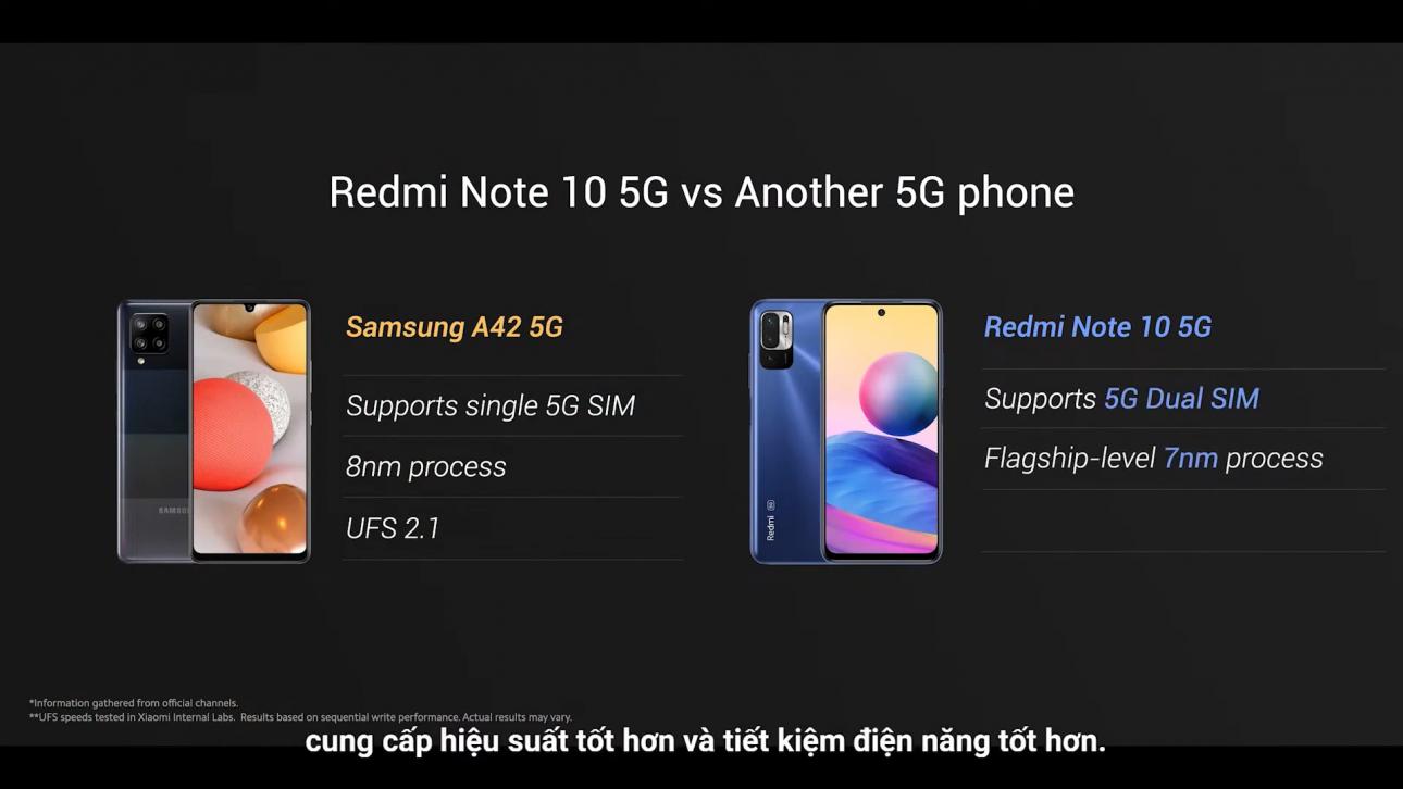 """Redmi Note 10 ra mắt 4 phiên bản mới, có cả bản 5G giá """"trung thật"""" - 2021 03 05 111"""