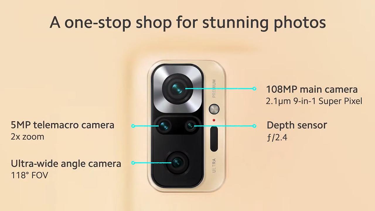"""Redmi Note 10 ra mắt 4 phiên bản mới, có cả bản 5G giá """"trung thật"""" - 2021 03 05 27"""