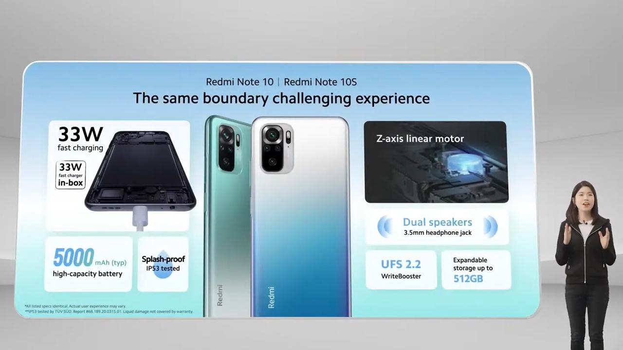 """Redmi Note 10 ra mắt 4 phiên bản mới, có cả bản 5G giá """"trung thật"""" - 2021 03 05 83"""