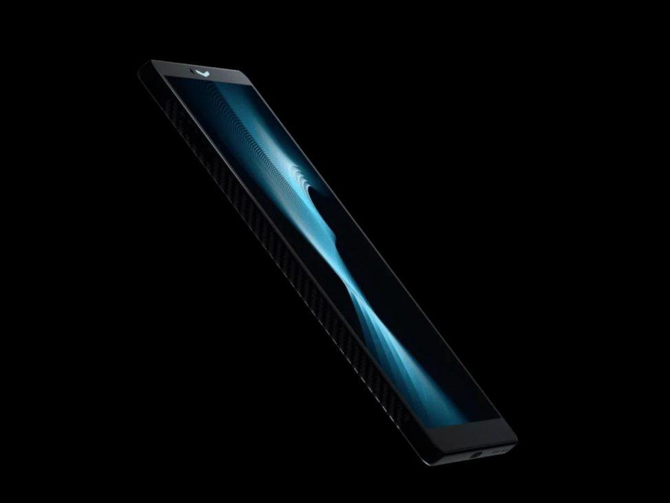 Carbon 1 MK I: smartphone đầu tiên thế giới làm bằng sợi carbon chính thức trình làng - Carbon 3