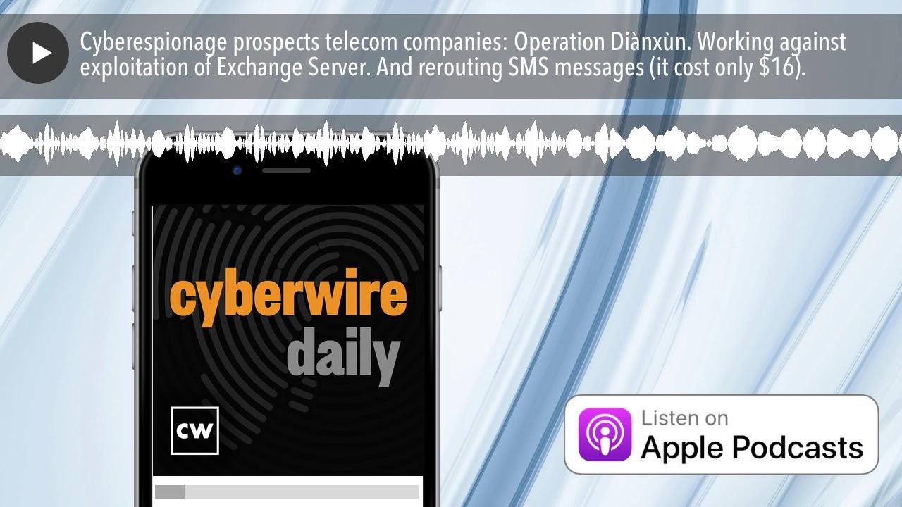 Nhóm hacker Trung Quốc đang nhắm vào các công ty viễn thông để đánh cắp bí mật 5G -