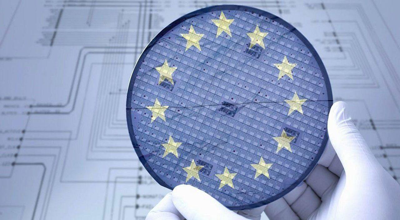Xây dựng Dự án la bàn kỹ thuật số, châu Âu muốn làm chủ công nghệ bán dẫn - EU 3