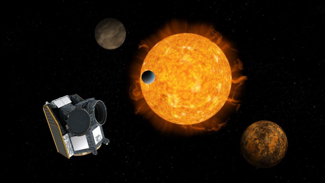 Gliese 486 b: Hành tinh 'siêu trái đất' giúp tìm kiếm sự sống ngoài vũ trụ - Gliese 486 b 1