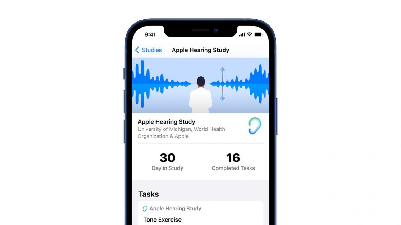 Ngày thính giác thế giới 3/3: Cảnh báo sử dụng tai nghe liên tục ở mức cao - apple 2