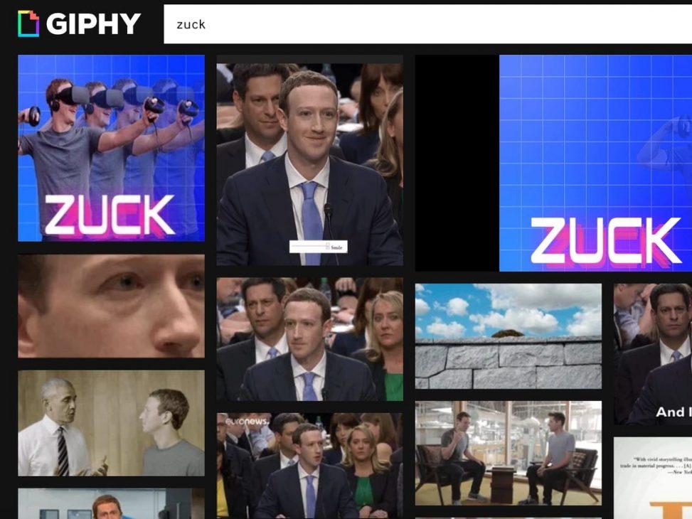 Facebook độc quyền cung cấp ảnh GIF toàn cầu, cơ quan quản lý Anh, Úc vào cuộc - facebook 1 5