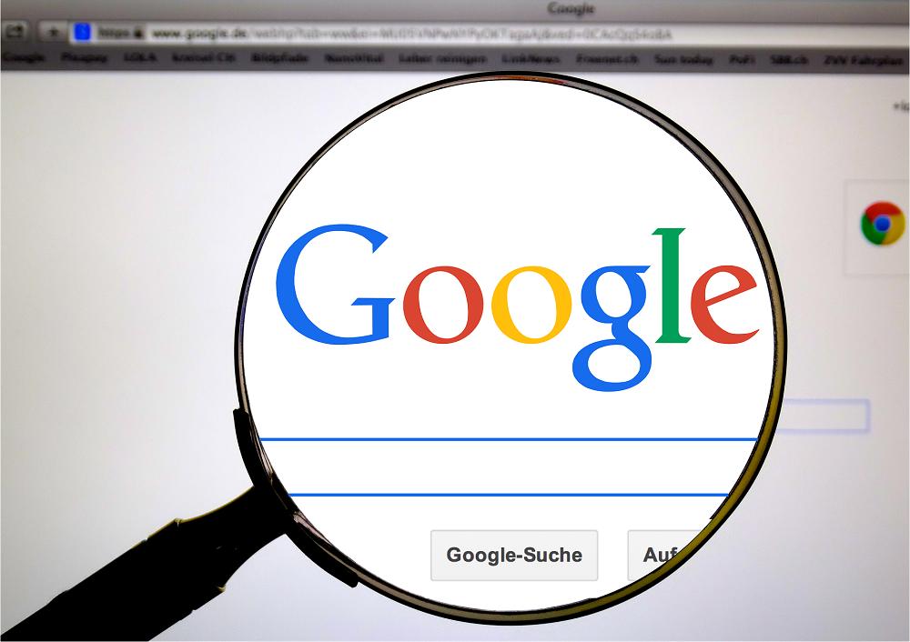 Điều tra chống độc quyền, Mỹ yêu cầu Google cung cấp dữ liệu tìm kiếm chi tiết - google 1