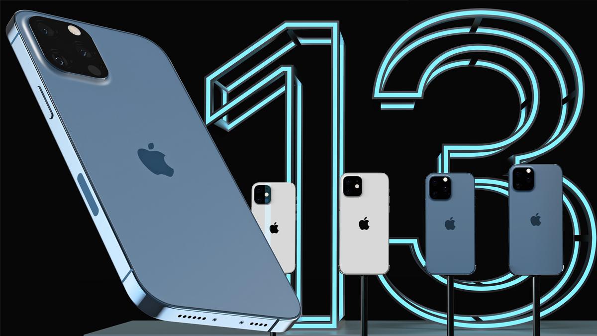 iPhone 13 Pro sẽ có bản màu đồng, phủ thép không gỉ - iphone 13 1