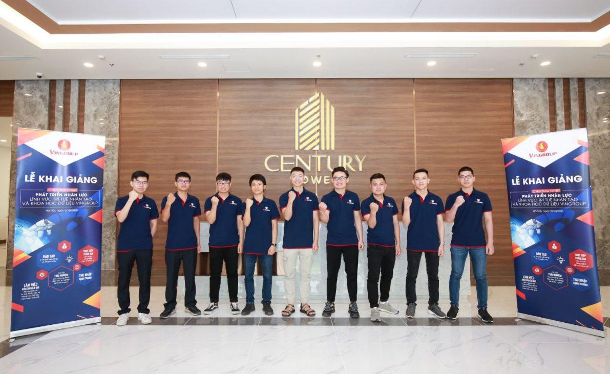 Chương trình đào tạo kỹ sư AI Vingroup tuyển sinh khóa 2 - 200AI Anh 4