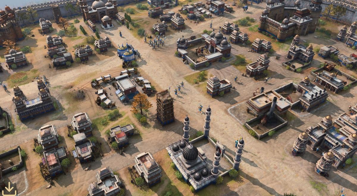 Age of Empires IV sẵn sàng ra mắt với giao diện đẹp, hiện đại hơn - 899 2