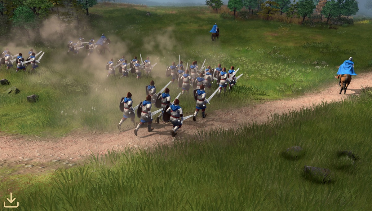 Age of Empires IV sẵn sàng ra mắt với giao diện đẹp, hiện đại hơn - 900
