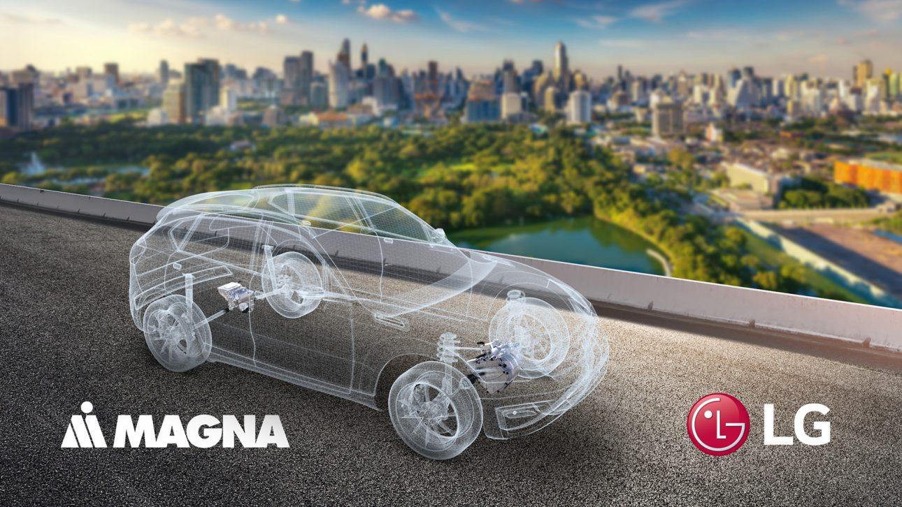 LG sẽ sớm giành được hợp đồng sản xuất dự án xe điện Apple Car - Apple Car