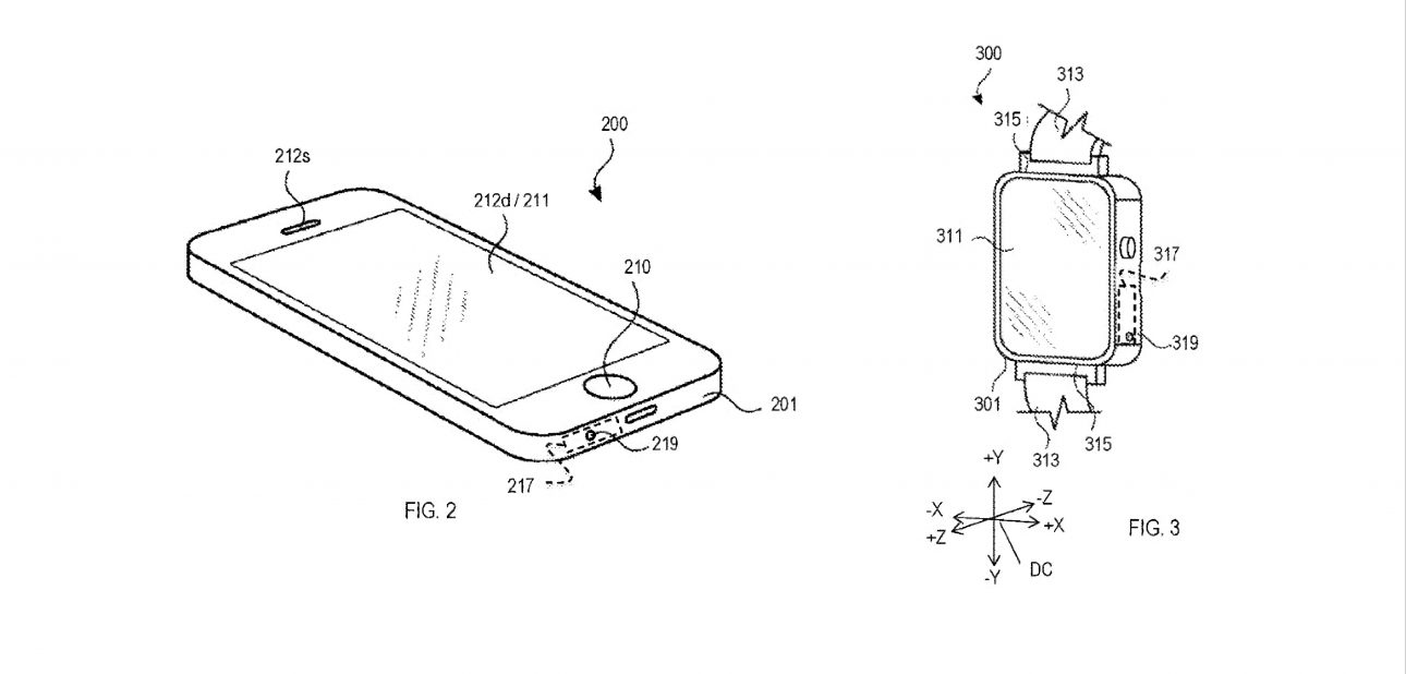 Có thể điều khiển iPhone, Apple Watch bằng cách thổi vào nó - Apple Watch 2 1