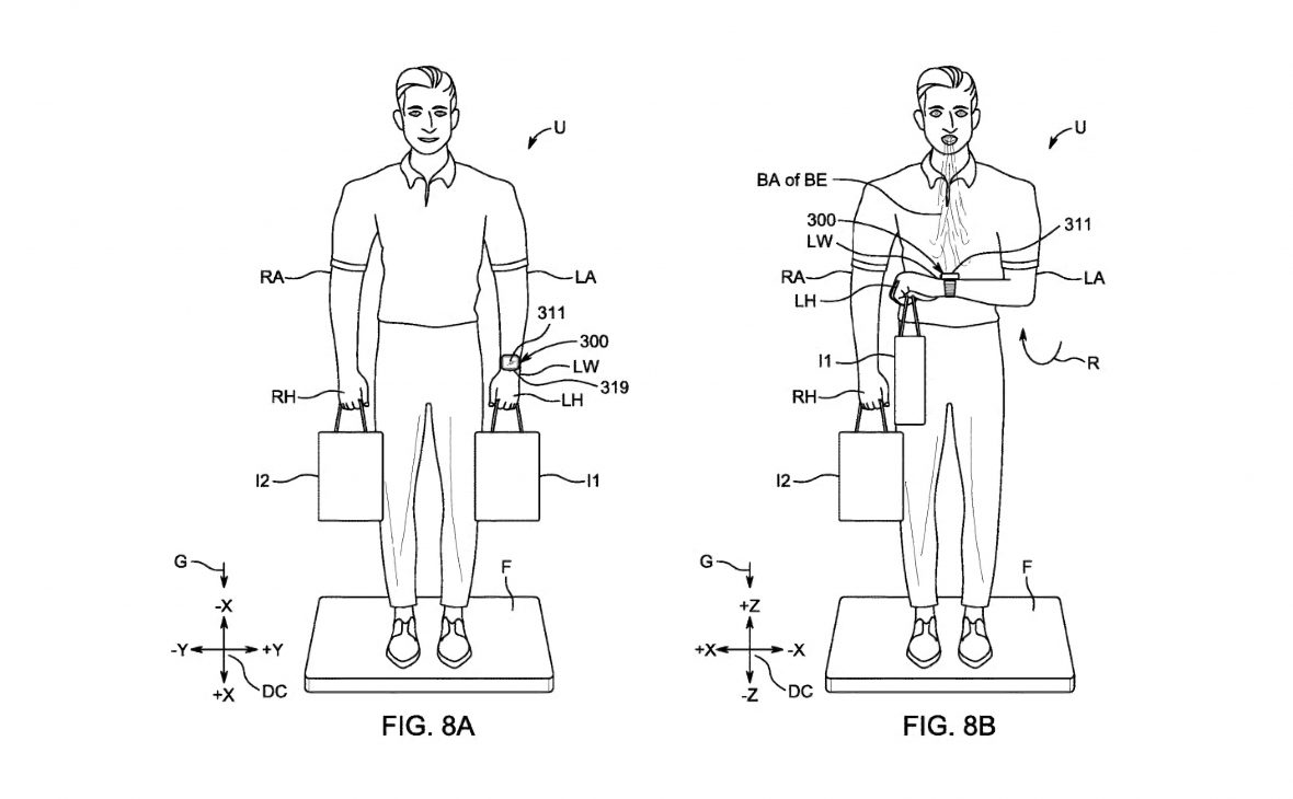 Có thể điều khiển iPhone, Apple Watch bằng cách thổi vào nó - Apple Watch 4