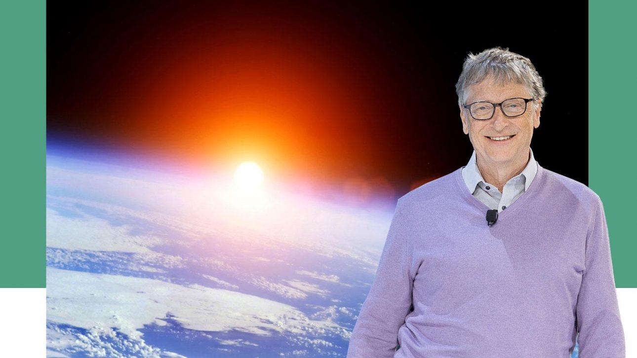 Dự án rải phấn lên tầng bình lưu làm giảm nóng Trái đất của Bill Gates bị tuýt còi - Bill Gates 4