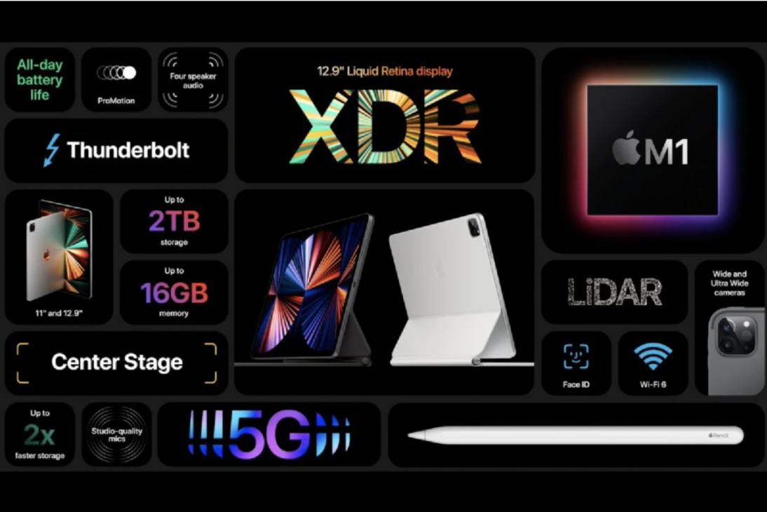 Giá bán dự kiến cho dòng iPad Pro M1 2021 từ 22 triệu đồng - Cong nghe iPad Pro 2021 8686 1618966602