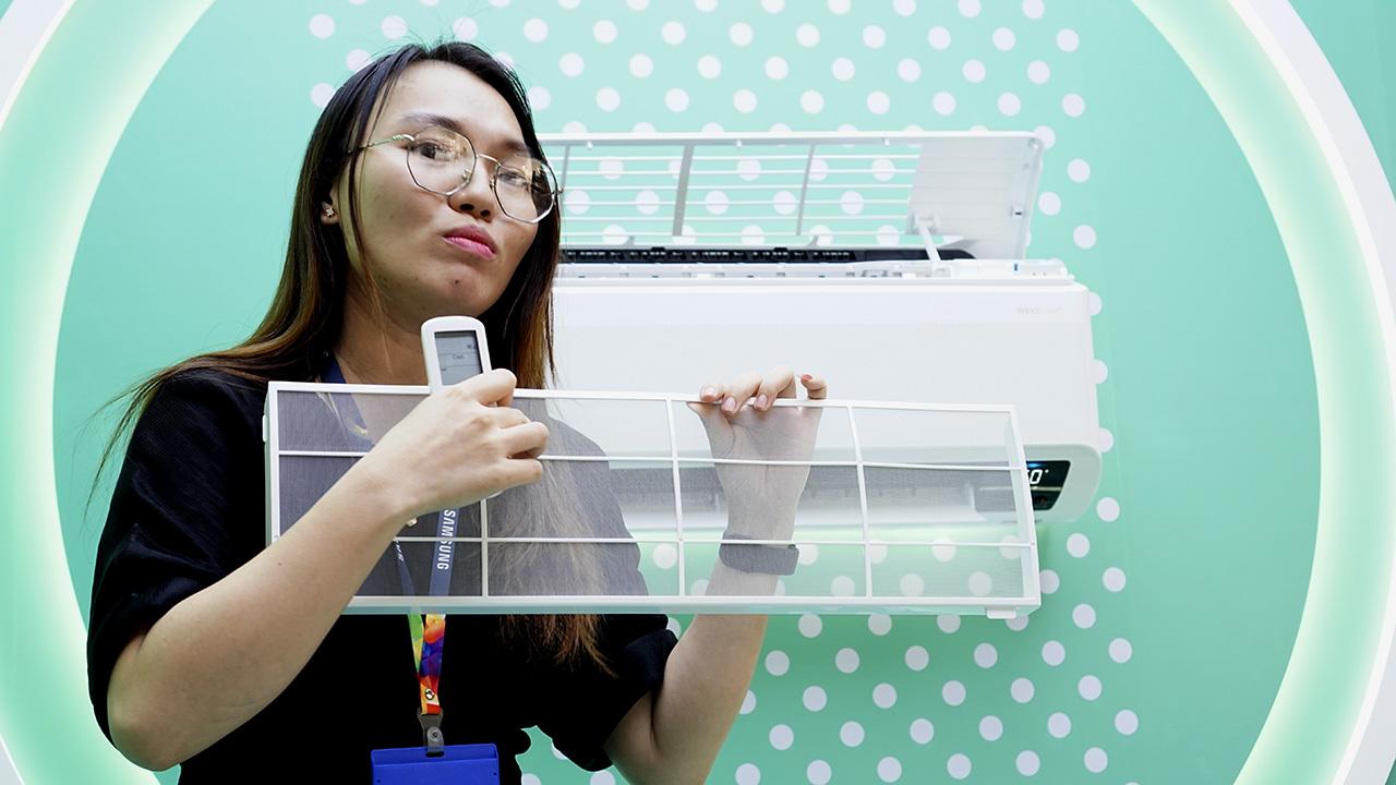 Samsung ra mắt dòng máy điều hòa WindFree tiết kiệm điện - DSC1108