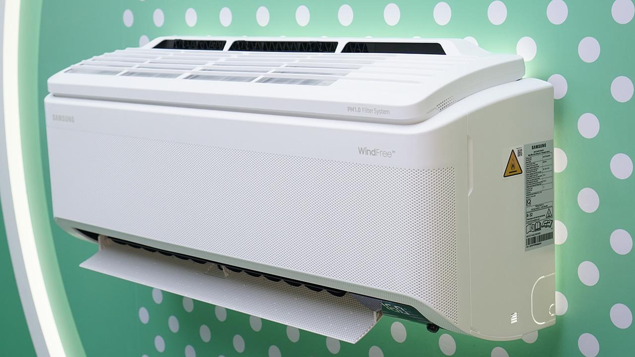 Samsung ra mắt dòng máy điều hòa WindFree tiết kiệm điện - DSC1117