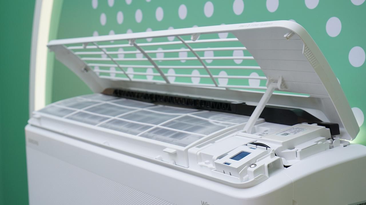 Samsung ra mắt dòng máy điều hòa WindFree tiết kiệm điện - DSC1118
