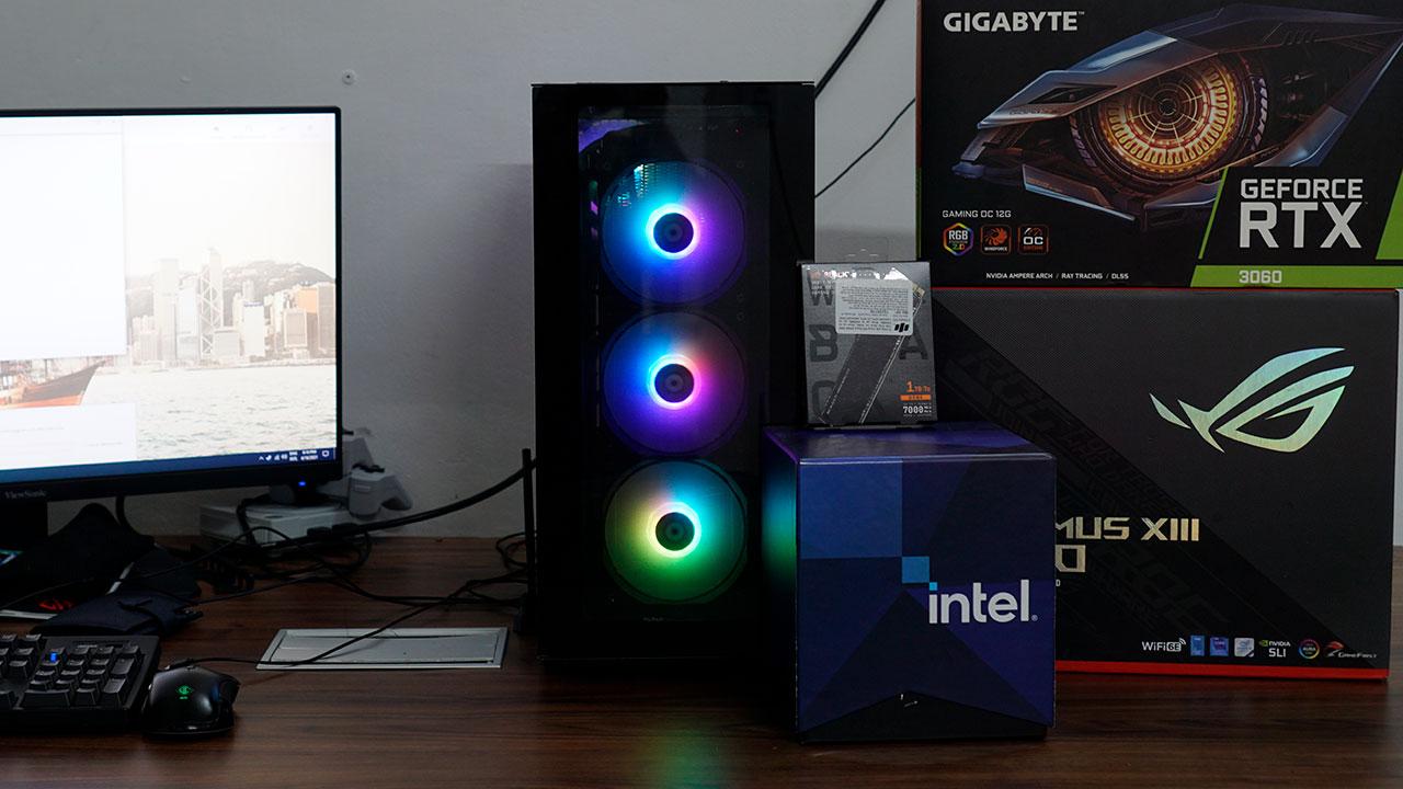 Intel Core i9-11900K: Tối ưu hiệu suất vận hành dựa vào AI - DSC1181