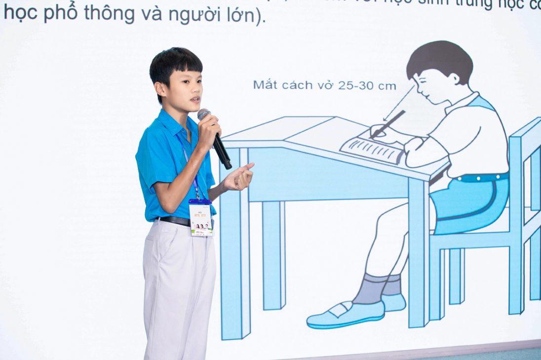 Solve for Tomorrow 2021, nhìn thấy tương lai từ ý tưởng của trẻ em vùng sâu vùng xa - Doi KTTL LTT1 01