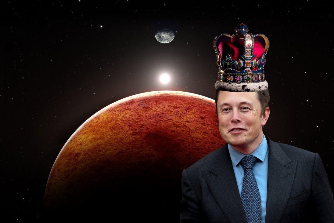 Elon Musk, những nhà thám hiểm Hỏa tinh có thể chết, nhưng đầy vinh quang - Elon Musk 1