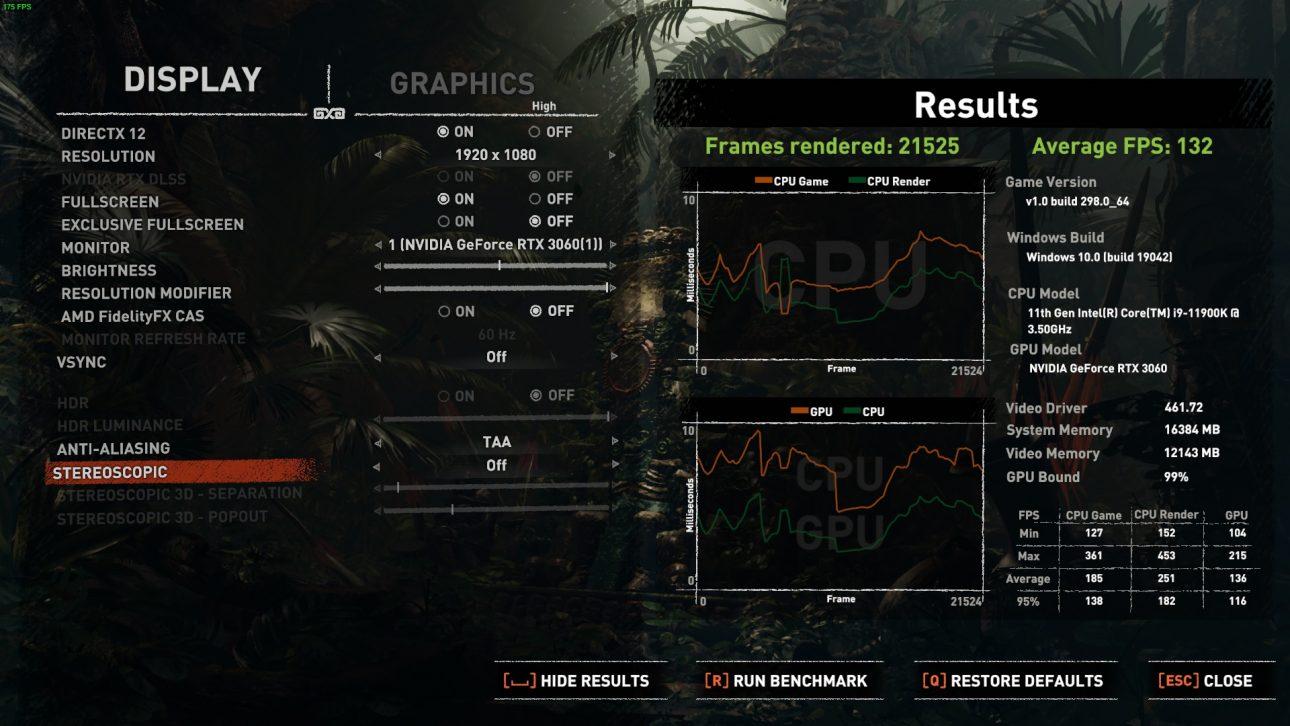 Intel Core i9-11900K: Tối ưu hiệu suất vận hành dựa vào AI - Game Tom Raider
