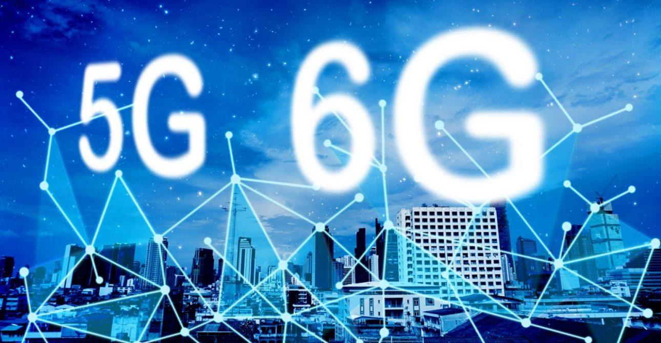 5G còn sơ khai, cuộc chơi 6G đã bắt đầu - Huawei 2 1