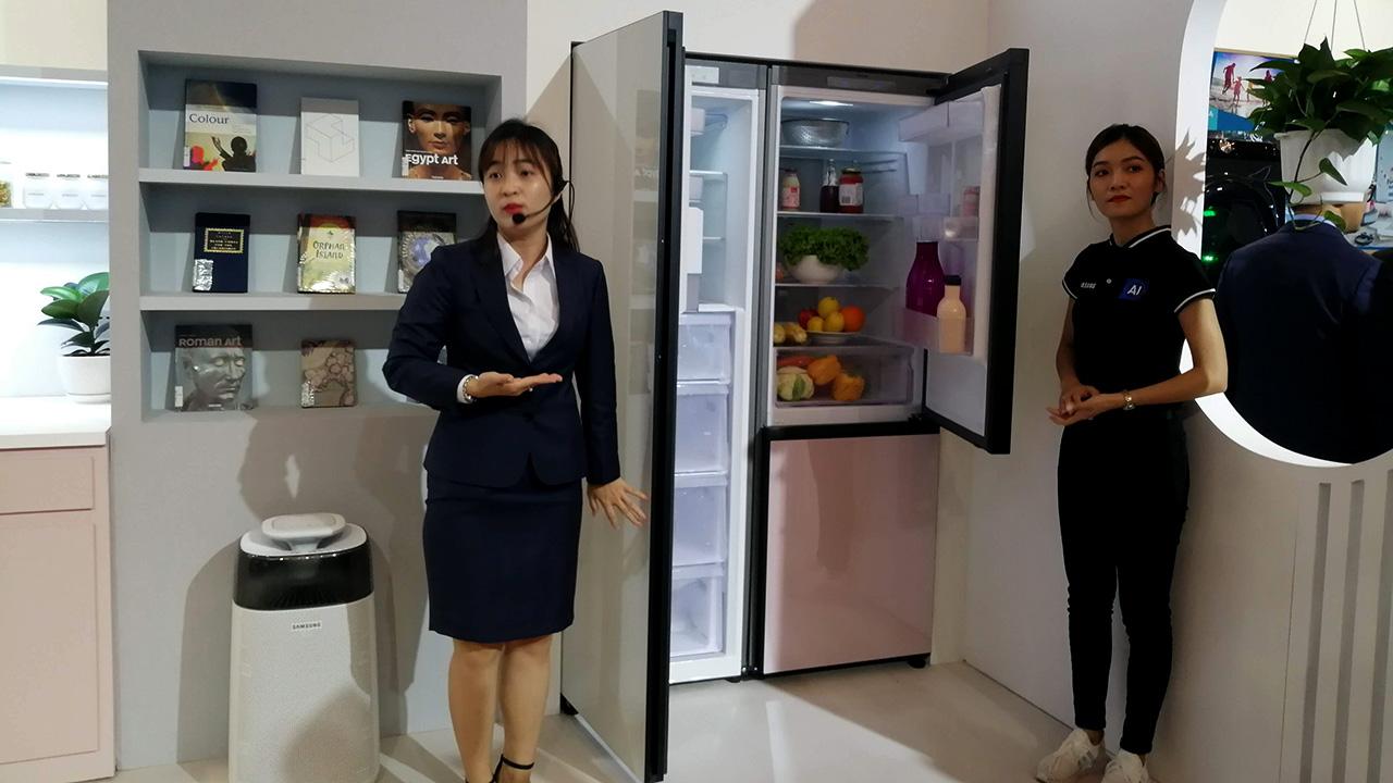 Máy giặt Samsung AI: nhận diện được mức độ dơ của quần áo, ra lệnh giặt bằng giọng nói - IMG 20210414 152026