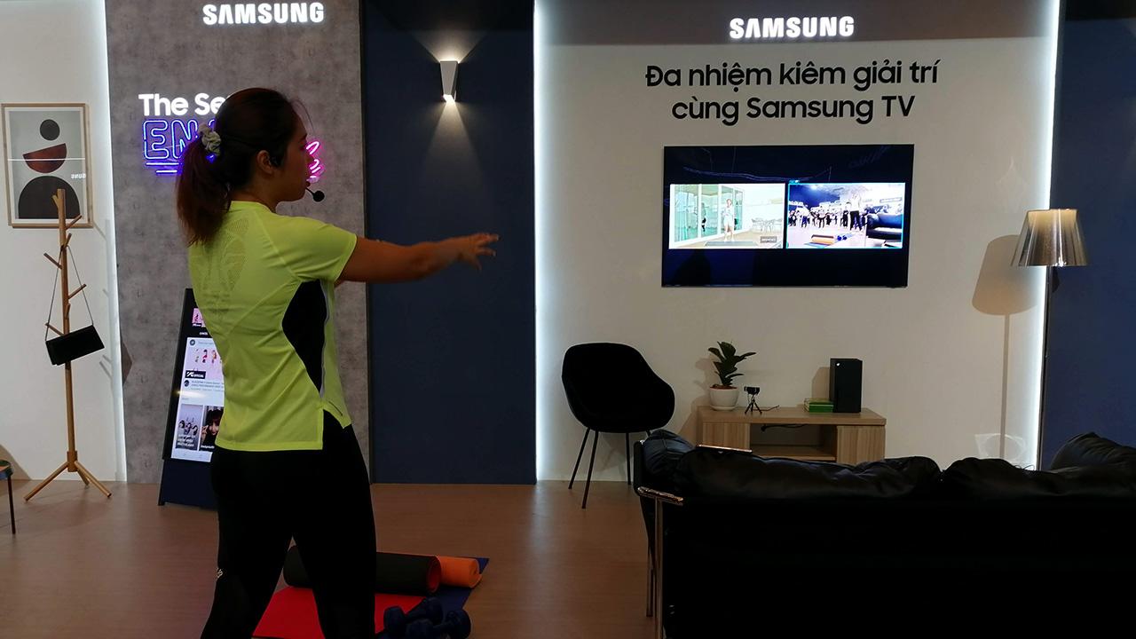 Máy giặt Samsung AI: nhận diện được mức độ dơ của quần áo, ra lệnh giặt bằng giọng nói - IMG 20210414 160725