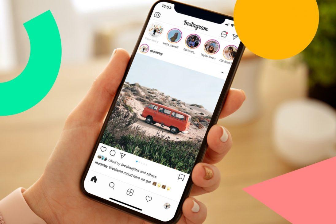 Instagram thử nghiệm ẩn số lượt 'thích' để giảm đố kỵ, đua đòi - Instagram 2