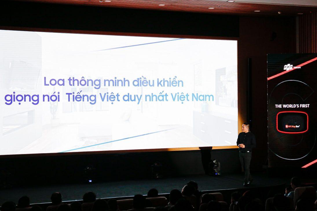 FPT Play Box S: Tivi Box và loa thông minh điều khiển các thiết bị nhà thông minh bằng tiếng Việt - MG 1102