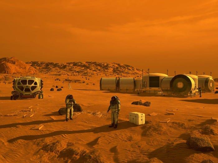 NASA sản xuất oxy từ CO2 trên sao Hỏa, cấp nguồn thở cho phi hành gia và tàu thám hiểm - MOXIE 2