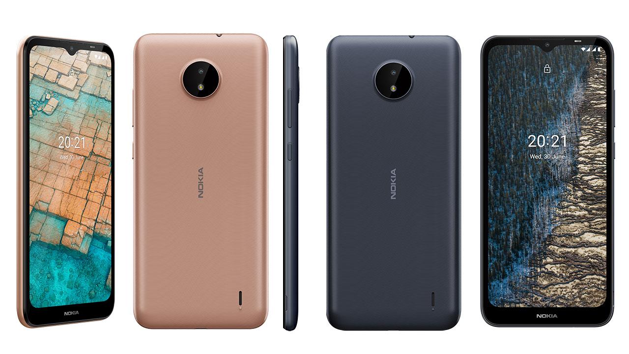 Có giá bán 2,29 triệu đồng, Nokia C20 sở hữu những gì? - NokiaC20 TGS 2