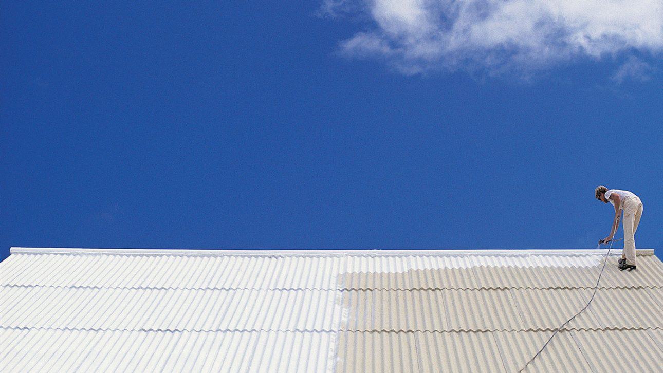 Sơn siêu trắng: chặn ánh sáng Mặt trời và làm cho ngôi nhà mát mẻ không cần máy điều hòa - Son trang 1
