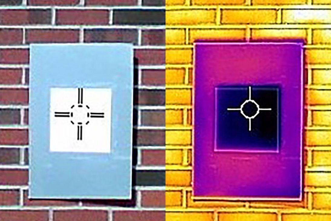 Sơn siêu trắng: chặn ánh sáng Mặt trời và làm cho ngôi nhà mát mẻ không cần máy điều hòa - Son trang 2