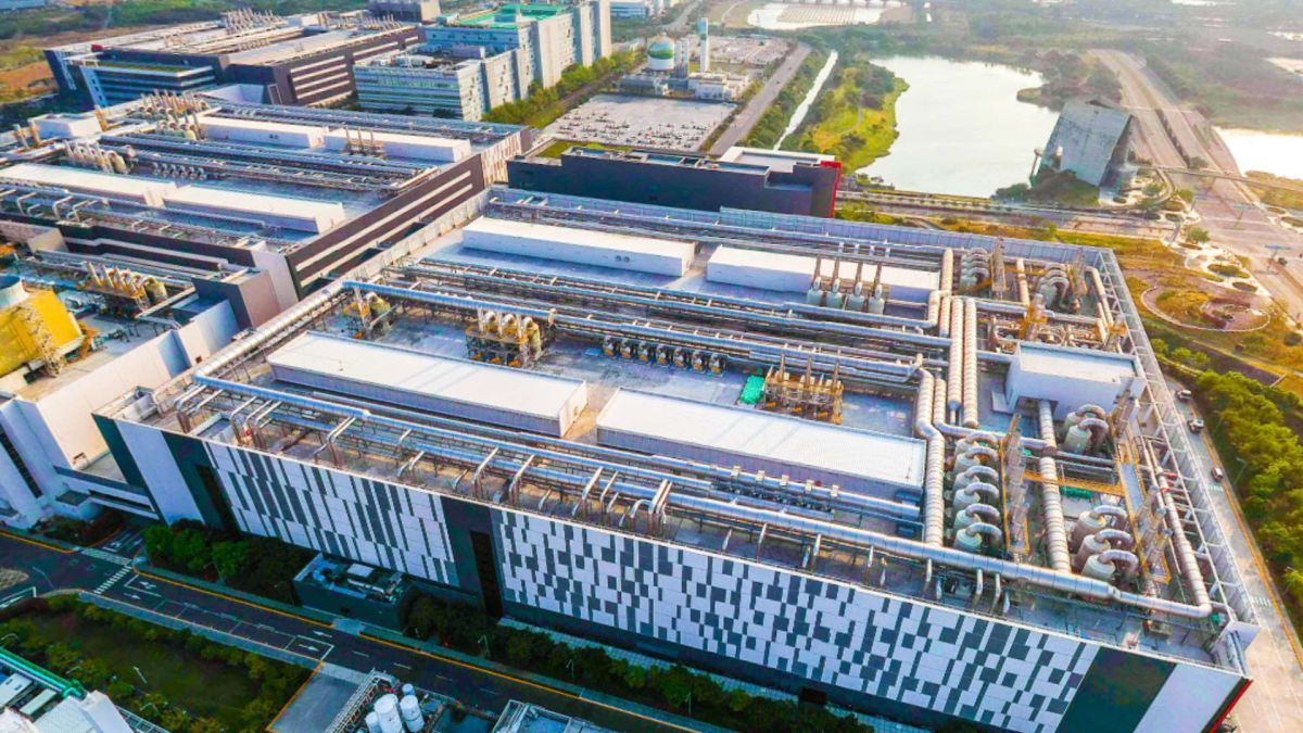 TSMC sẽ xây dựng nhà máy nước để sản xuất chip của riêng mình - TSMC 2