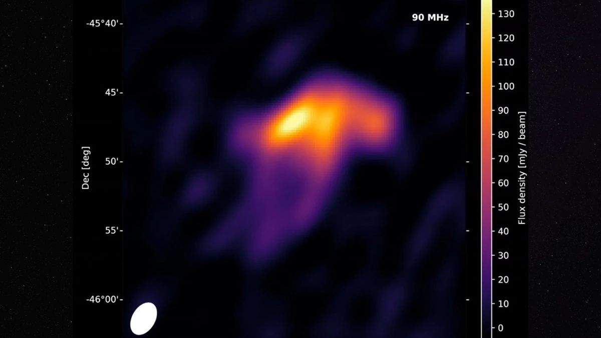 Giới thiên văn rối bời trước loài sứa không gian bí ẩn vừa xuất hiện - USS Jellyfish 2