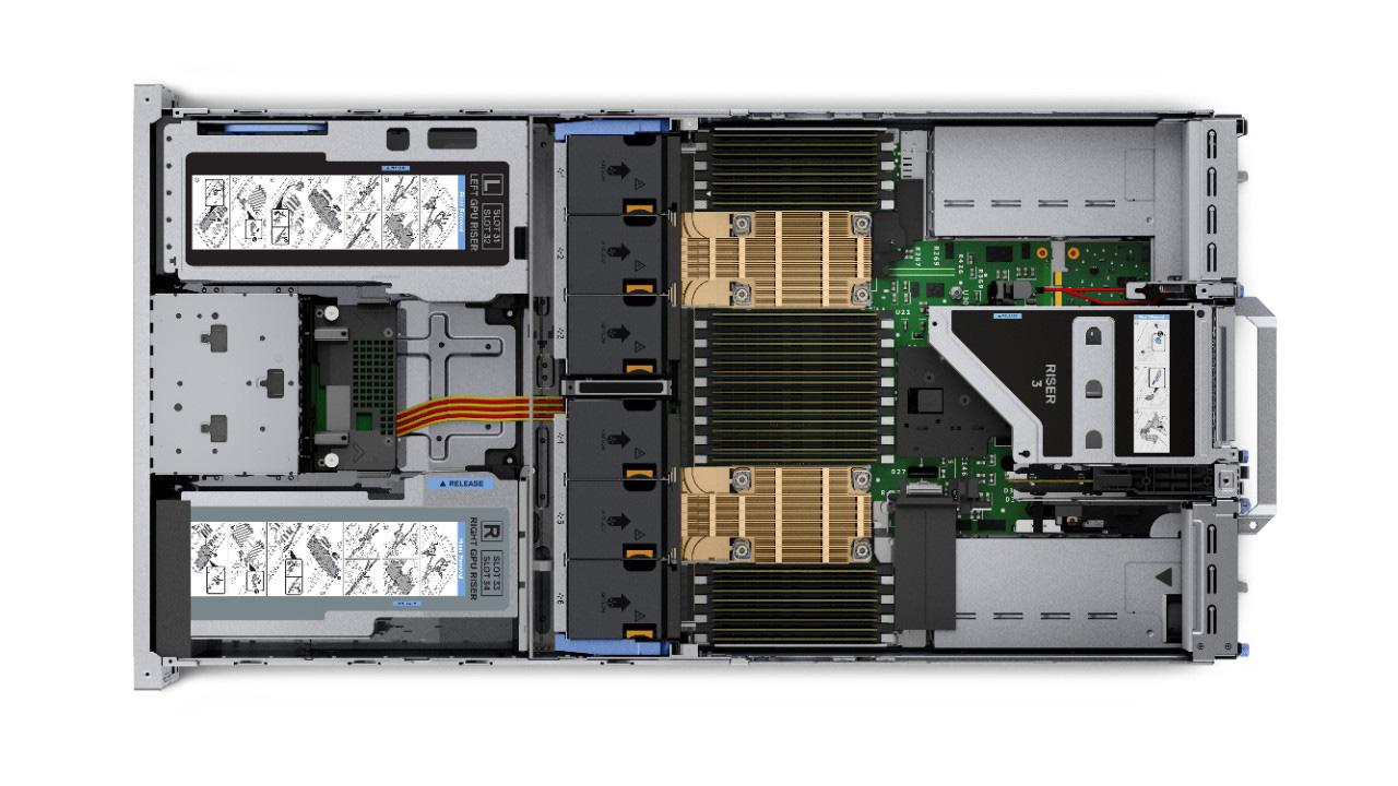 Dell Technologies ra mắt thế hệ máy chủ EMC PowerEdge mới - dellemc per750xa 8x2 5 sas sata 4x dw pcie gpu internal 1280x1280 1