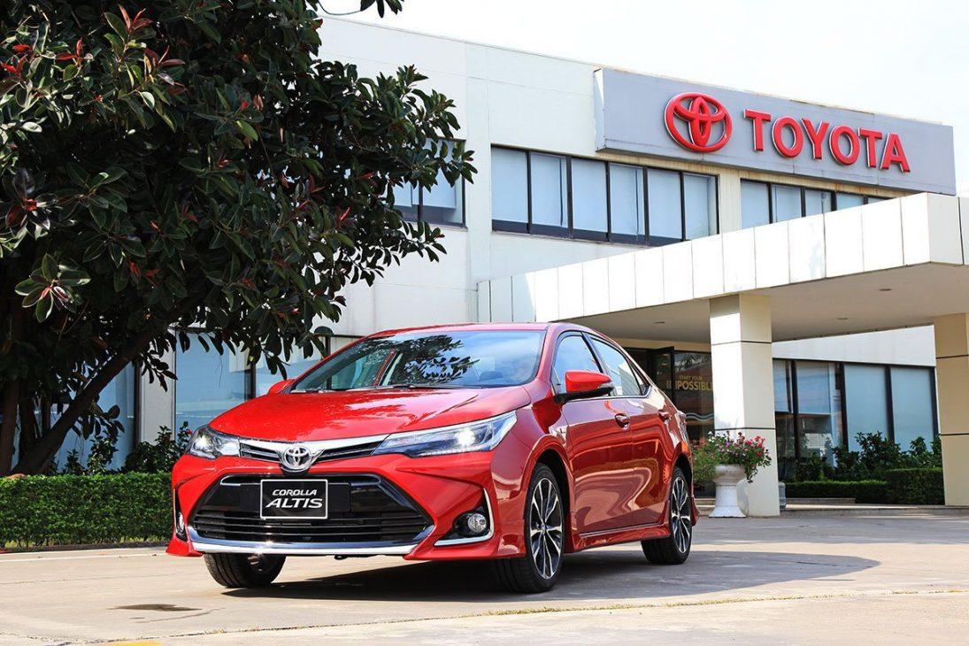 Hơn 70 ngàn chiếc xe hơi được bán ra trong 3 tháng đầu năm 2021 tại Việt Nam - gia xe toyota corolla altis oto com vn 1 e080