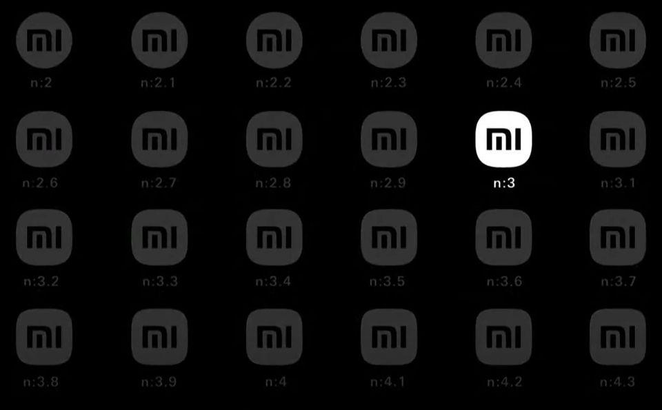 Xiaomi chi 7 tỷ cho logo mới, giá quá rẻ - logo xiaomi 6